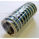 Проволока для бисероплетения (синий) 0,4мм.*50м.(1 шт.)