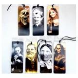 """Закладки для книг """"Зомби"""" 3D"""
