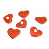 Декор наклейка «Сердце» на липучке